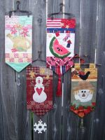 Celebrate the Seasons - Banner Patterns from Turnberry Lane Patterns