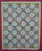 Color Garden Quilt Pattern by Turnberry Lane Patterns