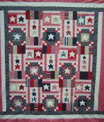 Home Of The Brave - Quilt Pattern to Stitch