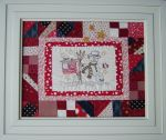 Snow Patriotic - Embroidery Pattern from Turnberry Lane Patterns