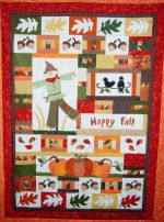 Fabulous Fall Quilt Pattern from Turnberry Lane