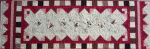 Giner Garland Table Runner Embroidery Pattern from Turberry Lane