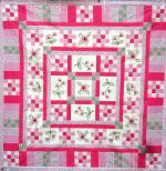 Girly-Girl Quilt Pattern from Turnberry Lane