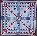 My Little Star quilt pattern by Turnberry Lane