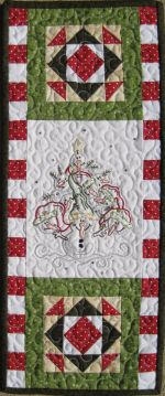 Holiday - a new hand embroidery mini pattern