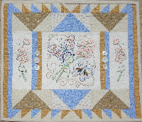 Flutter Machine Embroidery Mini by Turnberry Lane Patterns