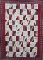 Snow Flurries Hand Quilt Pattern