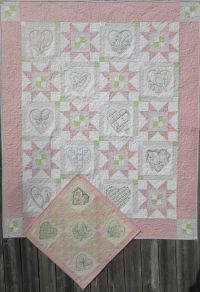 Your Truly Hand Quilt Pattern